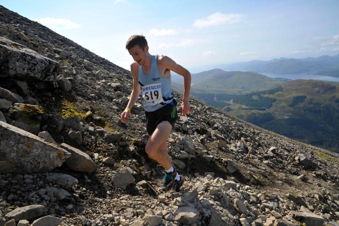 Ben Nevis race 5 Sept 2015